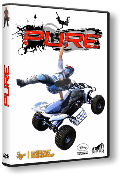 Pure (2008/PC/Русский/Lossless Repack) | R.G.Catalyst