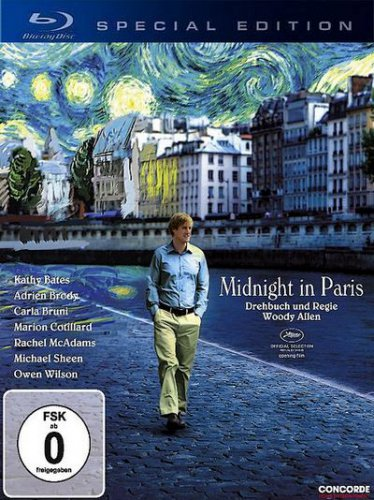 Полночь в Париже / Midnight in Paris (2011) BDRip 720p