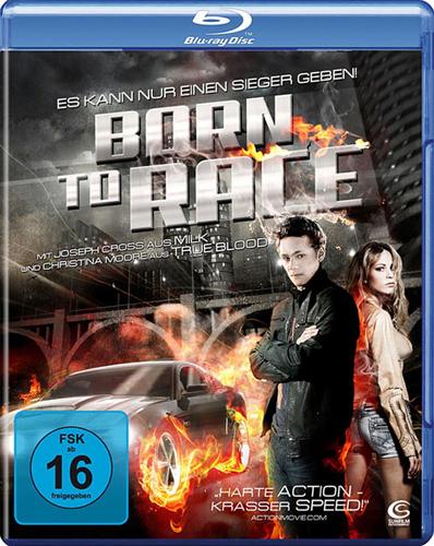 Прирожденный Гонщик / Born to Race (2011/HDRip)