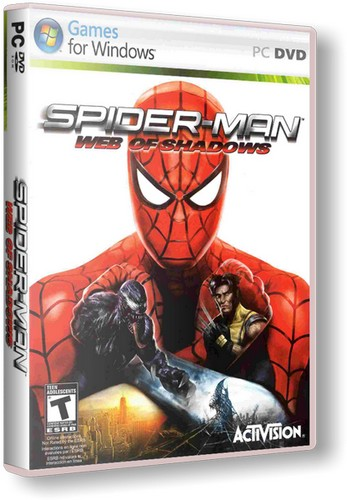 Spider-Man: Web of Shadows (2008/PC/Русский/RePack) | R.G. Механики