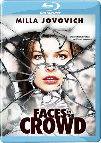 Лица в толпе / Faces in the Crowd (2011/HDRip)