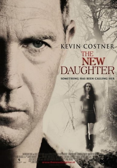 Проклятая / The New Daughter (2009/HDRip) | Лицензия