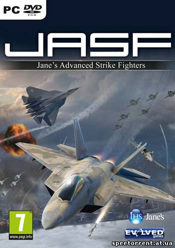 Jane's Advanced Strike Fighters (2011)