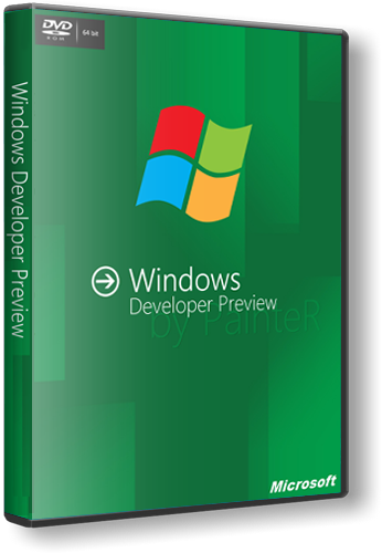Windows 8 Developer Preview (Build 8102) x64 by PainteR ver.1b (2011) OS | [Русский / Английский]