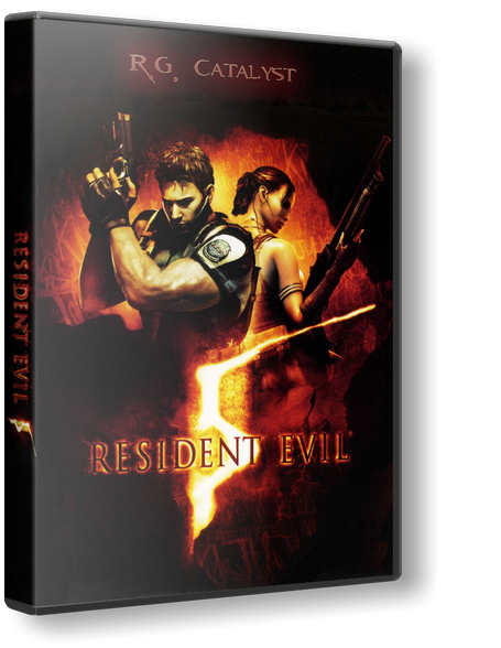 Resident Evil 5 (2009/PC/Lossless Repack) | R.G. Catalyst