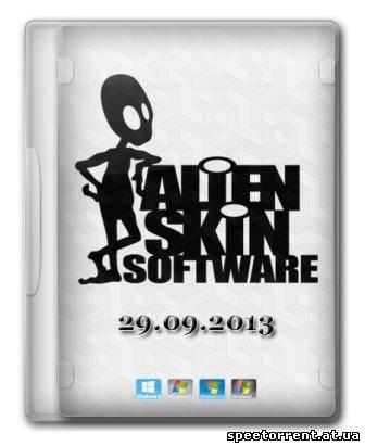 Alien Skin Software Photo Bundle collection 2013 (2013/Eng)