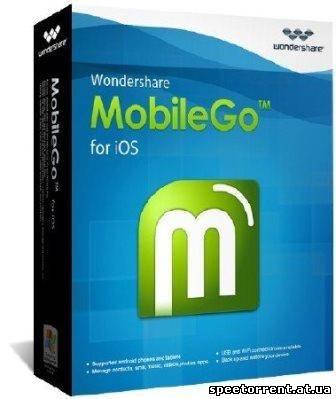 Wondershare MobileGo for iOS v.3.2.0.9 Portable (2013/Rus/Eng)