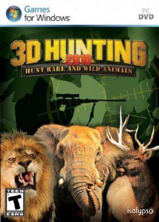 3D Hunting: Hunt rare and wild animal (2014/Eng)