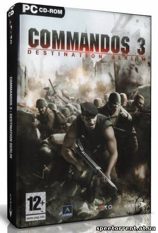 Commandos 3: Destination Berlin (2003/ PC/ Русский) | RePack