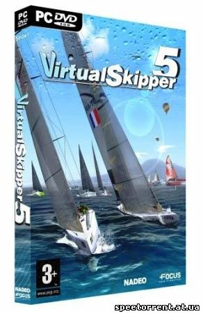 Virtual Skipper 5 - 32nd America's Cup: The Game (2007/ PC/ Русский)