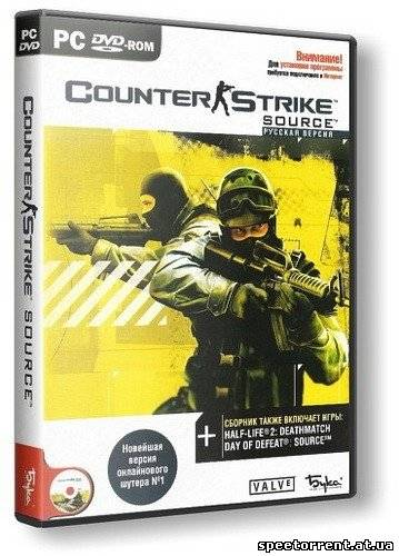 Counter-Strike Source v67 no-Steam (2011/PC/Русский)