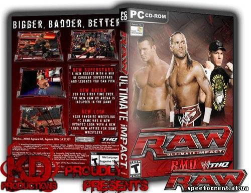 WWE Impact 2011 (2010/PC/Eng)