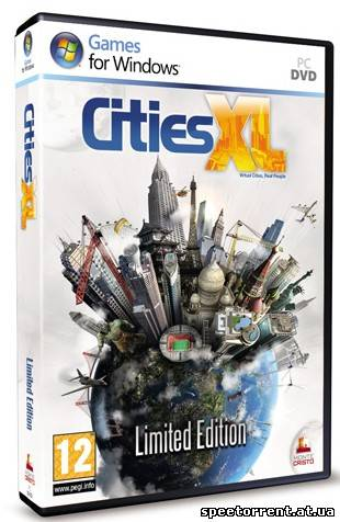 Cities XL 2011 (2010/ PC/ Русский) | RePack от R.G. ReCoding