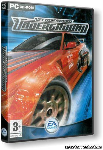 Need For Speed: Underground (2003/ PC/ Русский)