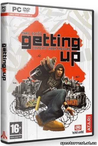 Marc Ecko's Getting Up: Contents Under Pressure (2006/ PC/ Русский)
