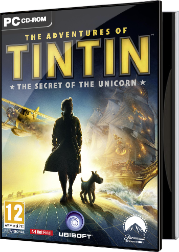Приключения Тинтина / The Adventures of Tintin (2011/PC/Русский) | RePack