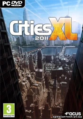 Cities XL 2010 Русификатор текста (2010/ PC)