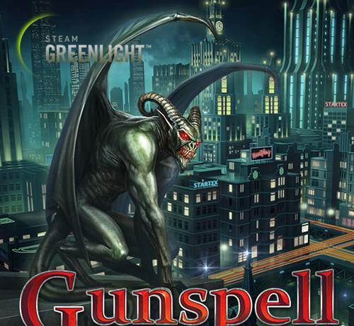 Gunspell - Steam Edition (2014/RUS/ENG/Multi5/RePack)