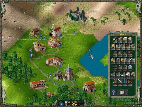 The Settlers 2: Veni, Vidi, Vici (1999) PC