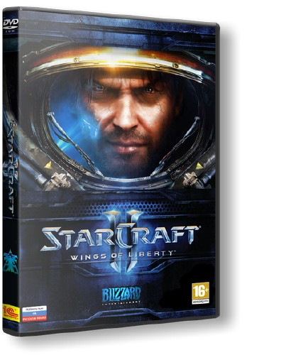 Starcraft 2: Wings of Liberty - Skirmish Launcher (2010) PC