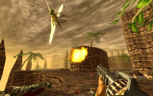 Turok: Dinosaur Hunter (1997) PC