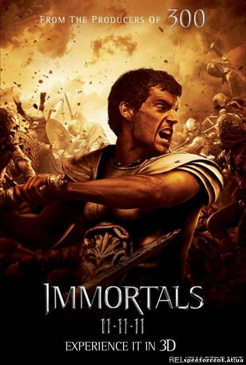 Война Богов: Бессмертные / Immortals (2011) бесплатно