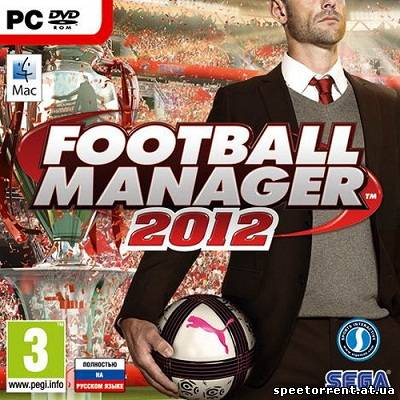 Football Manager 2012 (2011) PC | RUS