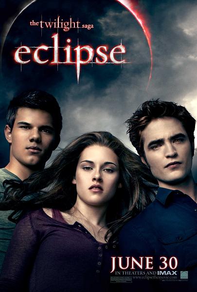 Сумерки. Сага. Затмение / Eclipse (2010/BDRip) | 1080p