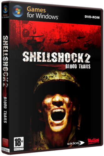 ShellShock 2: Кровавый след / ShellShock 2: Blood Trails (2009/PC/Русский) | RePack
