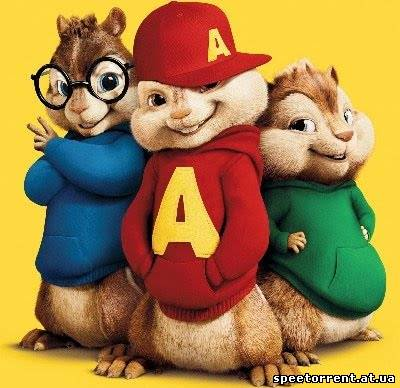 Элвин и бурундуки: Дилогия / Alvin and the Chipmunks: Dilogy (2007/2009/BDRip)