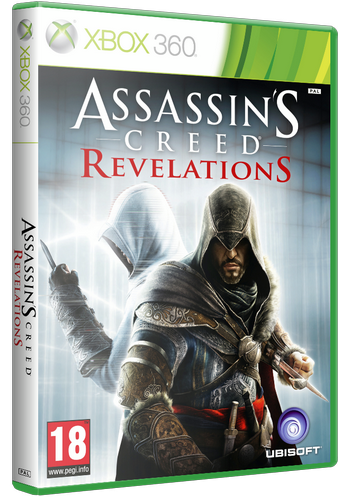 Assassin's Creed: Revelations (2011/XBOX360/Русский)
