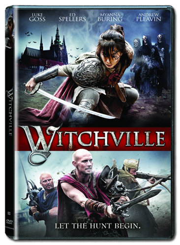Витчвилль / Witchville (2010/BDRip) | 720p
