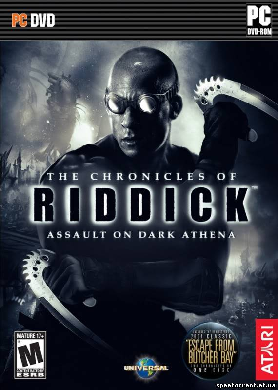 Хроники Риддика / The Chronicles of Riddick Gold (2009/PC/Русский) | RePack