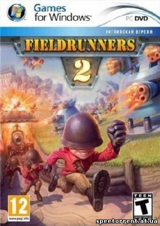 Fieldrunners 2 (2013/ENG/PC/Win All)