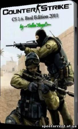Counter-Strike v.1.6 Реальный Выпуск Online (2013/RUS/ENG/PC/WinAll)