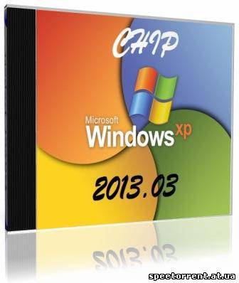 Chip Windows XP CD (2013/RUS/MULTI/ENG/PC/WinAll)
